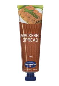 Amanda Mackerel Spread 100 g web