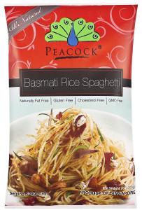 Peacock Basmati Rice Spaghetti 200g