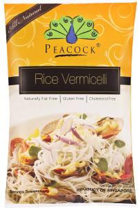 Peacock Rice Vermicelli 200g